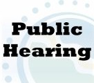 Public Hearing